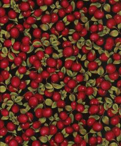 CRANBERRIES Stoff Nr. 121104 - 1 Fat Quarter