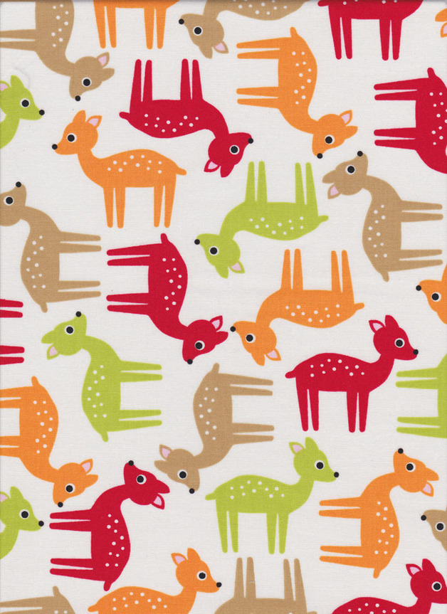 REHE Stoff Nr. 131145 - 1 Fat Quarter