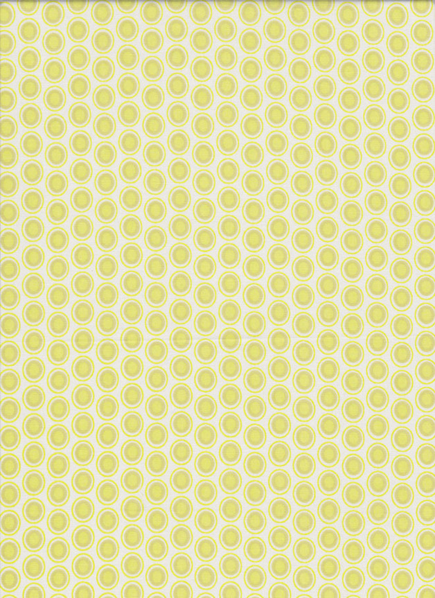OVAL ELEMENTS Stoff Nr. 140308 - 1 Fat Quarter