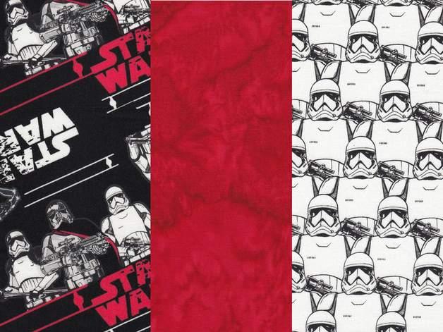 Stoffpaket STAR WARS Nr. 180112 - 1 Stück
