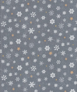 Weihnachtsstoff WOODLAND WONDER Nr. 170133 - 1 Fat Quarter