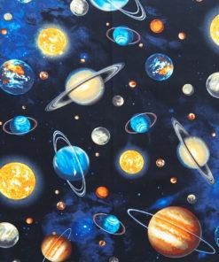 Stoffe: MARITIM, SKY, UNIVERSUM